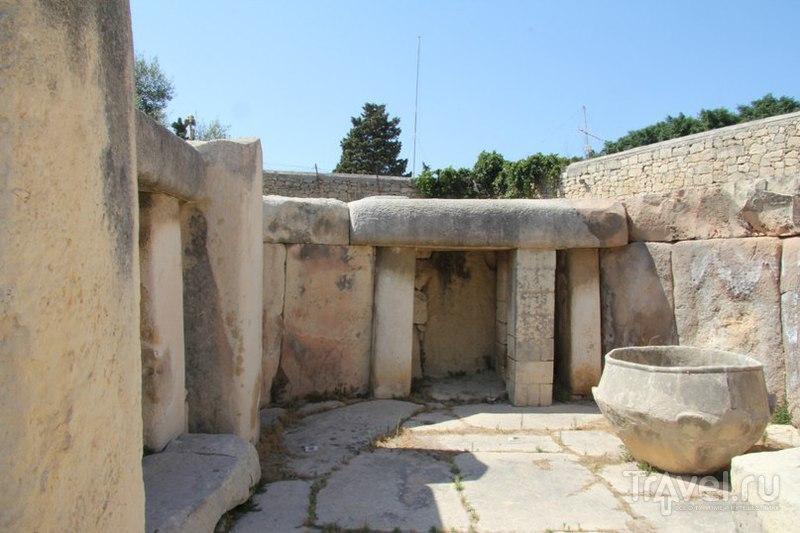 Malta Heritage. Мегалиты Tarxien / Мальта