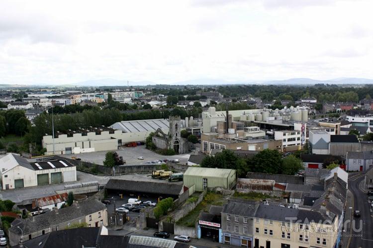 Круглая башня в Килкенни / Ирландия