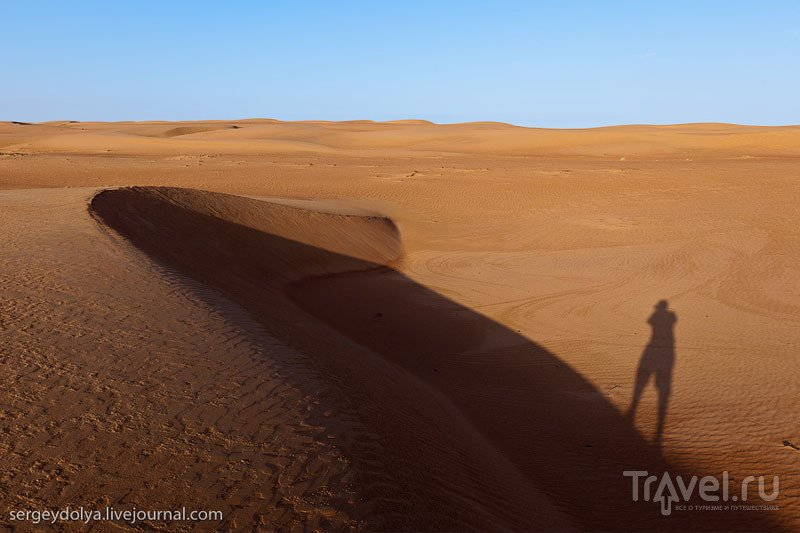 Четыре дня в Омане / Фото из Омана