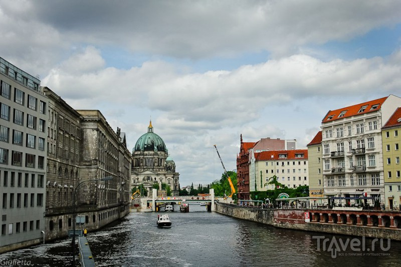 Европейские каникулы. Берлин (часть 1) / Германия