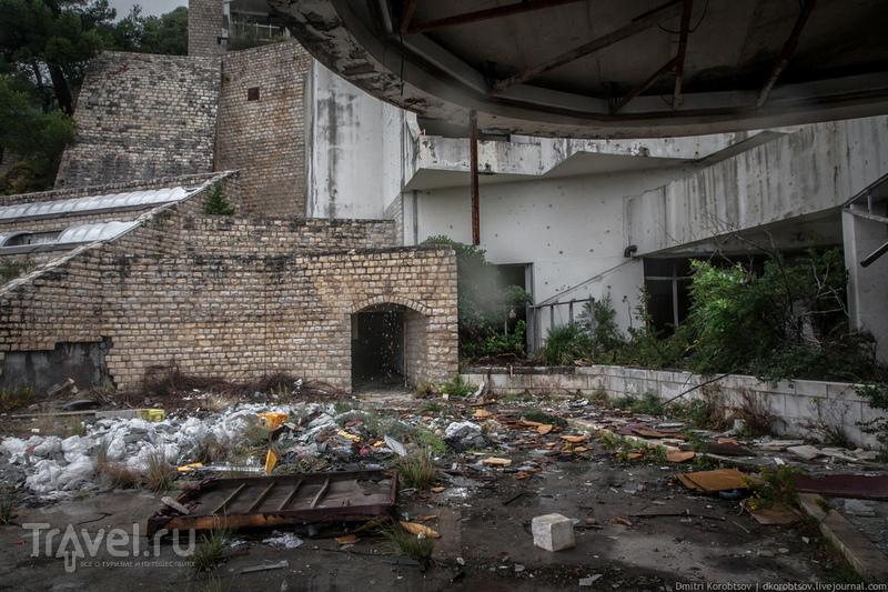 Путевые заметки: Купари, мёртвый курорт / Хорватия