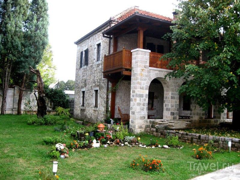 Женский монастырь Ждребаоник - мое черногорское открытие / Черногория