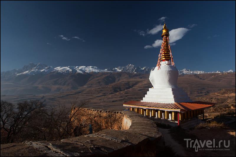 Монастырь Ганзи, западная Сычуань / Китай
