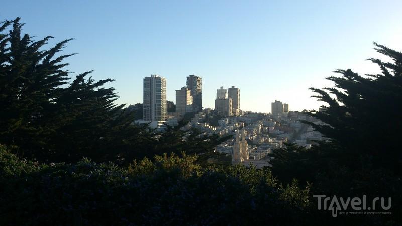 Сан-Франциско и  окрестности, Калифорния, США / США
