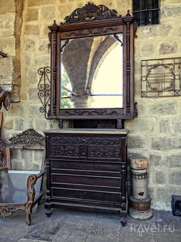Караван-сарай Бюйюк-хан в Никосии / Фото с Кипра