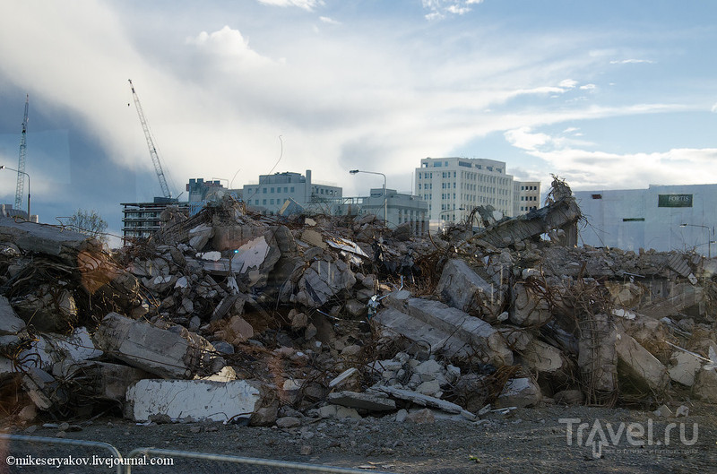 Новая Зеландия: город, которого нет / Фото из Новой Зеландии