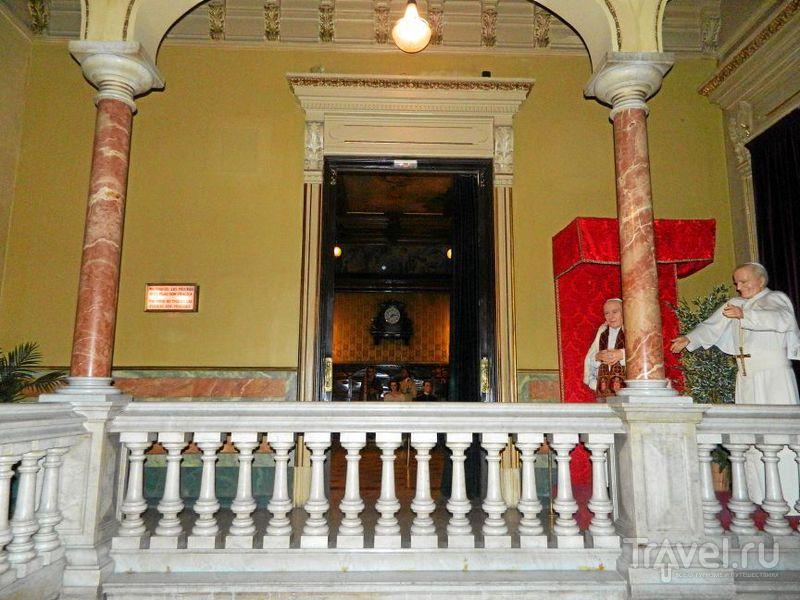 Барселона, музей восковых фигур / Фото из Испании