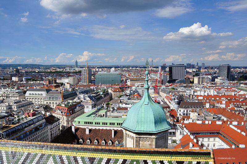Прогулка по Вене / Фото из Австрии