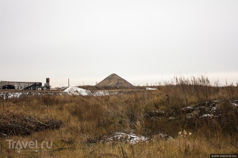 Красногорский угольный карьер / Россия