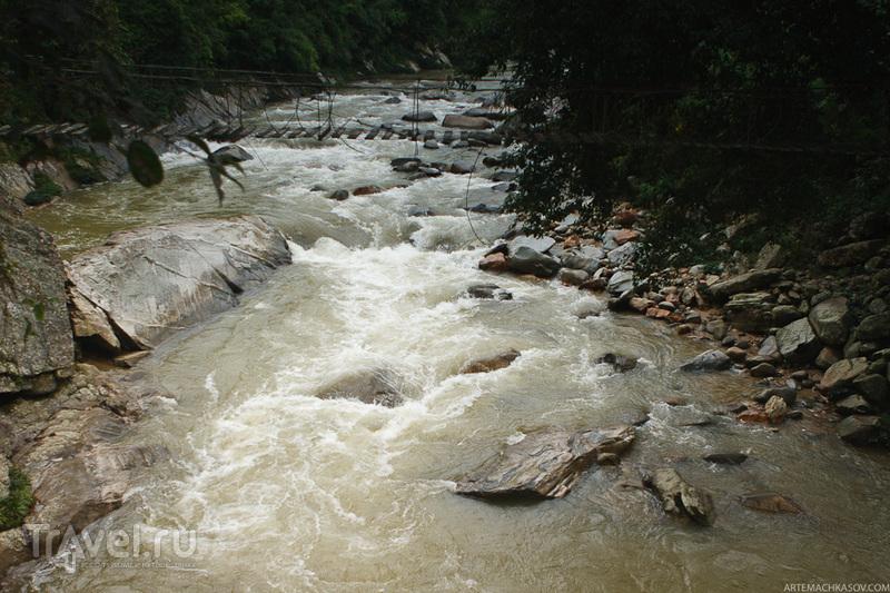 Прогулка по рисовым террасам / Фото из Вьетнама