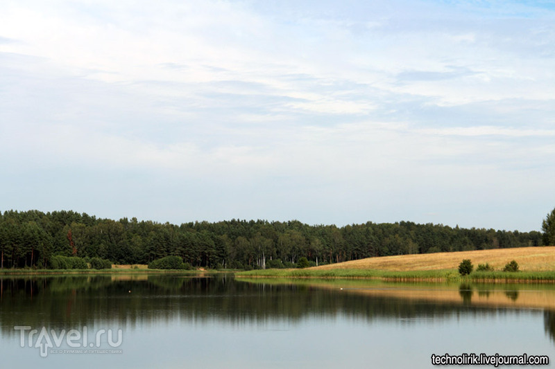 Латгалия - край озер и великолепной природы / Латвия