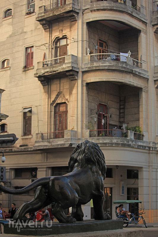 Куба. Гавана. Скромное начало истории / Куба