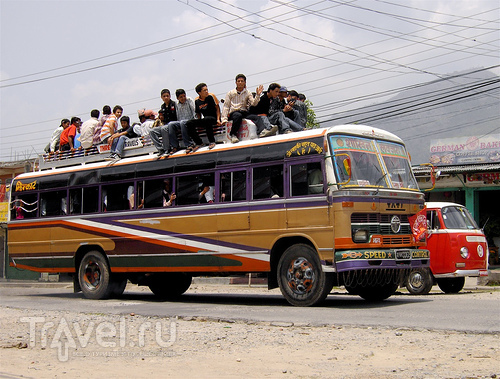Транспорт в Непале / Непал