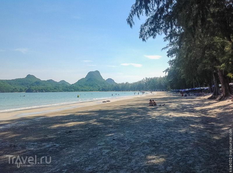 Thailand: Зеркальная гора и пляж Ao Manao / Таиланд