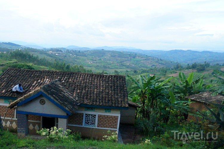 На зеленых холмах страны Ру / Руанда