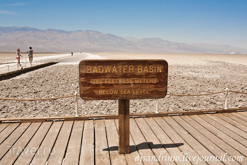Death Valley National Park / США