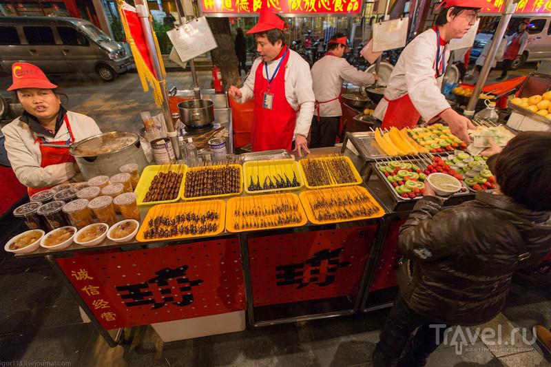 Китай: что же они едят иногда / Китай