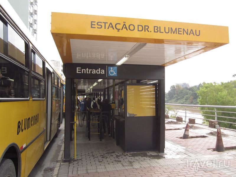Блуменау - кусочек немецкой Бразилии / Бразилия