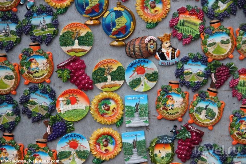 Красочный пост. Колоритные сувениры Молдовы / Молдавия