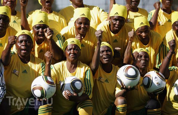 Бабушки-футболистки в провинции Лимпопо (ЮАР) / ЮАР