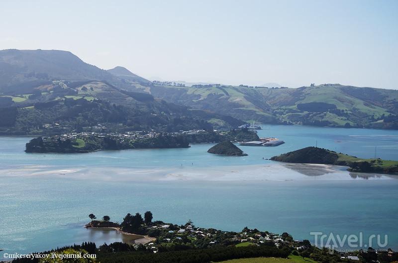 Новая Зеландия: замок Ларнака / Фото из Новой Зеландии