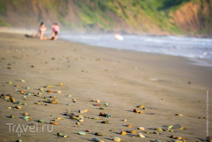 """Путешествие в Эквадор. Серфинг у """"Островов повешенных"""" / Эквадор"""