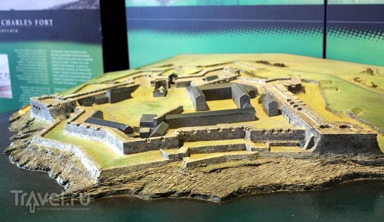 Кинсейл - форты / Ирландия