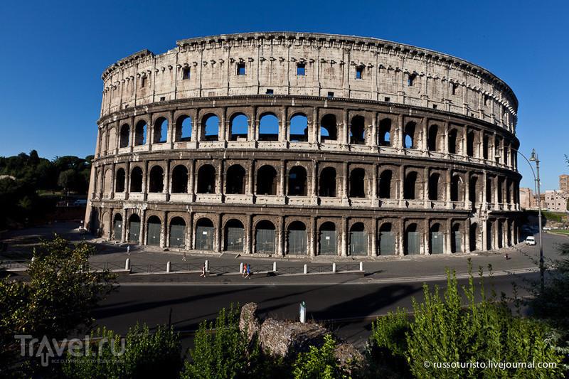 Прогулка по Риму / Италия