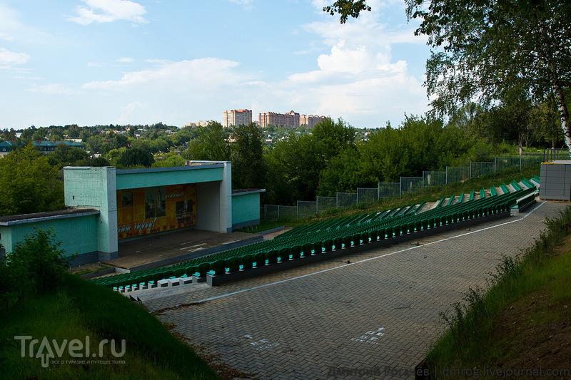 Подольск. Часть 1. Город встречает туриста / Россия