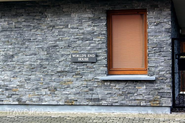 Прогулка по утреннему Кинсейлу / Ирландия