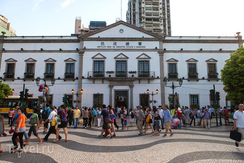 Senado Square в Макао / Фото из Макао