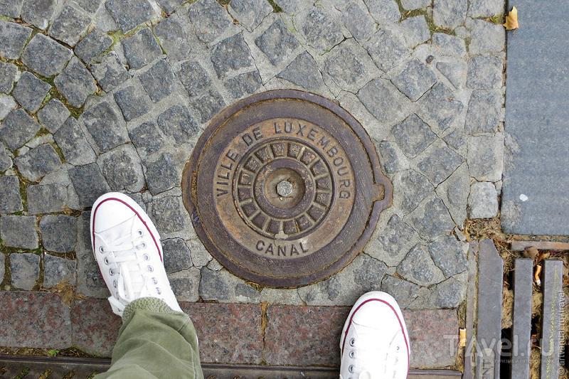 Люки. Люксембург (Люксембург) / Люксембург