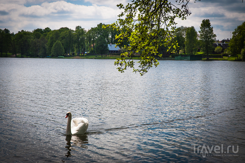 Литва. Май. Тракай / Фото из Литвы