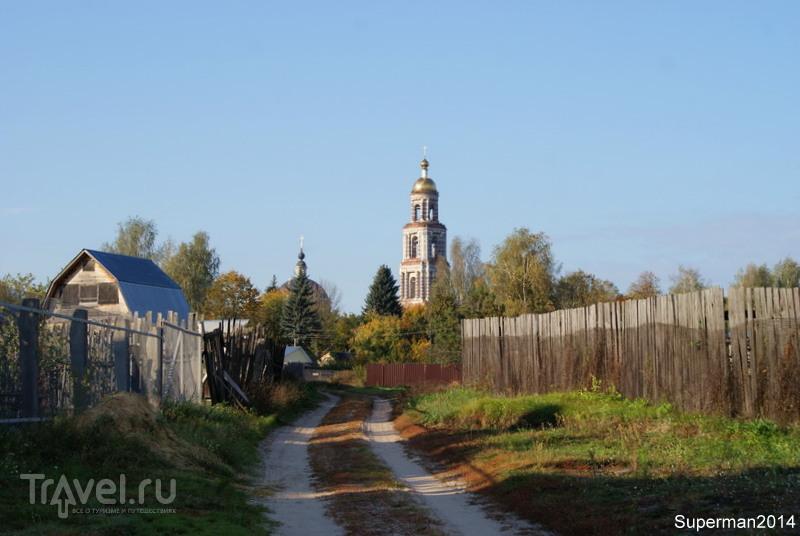 Село Ильинский Погост / Россия