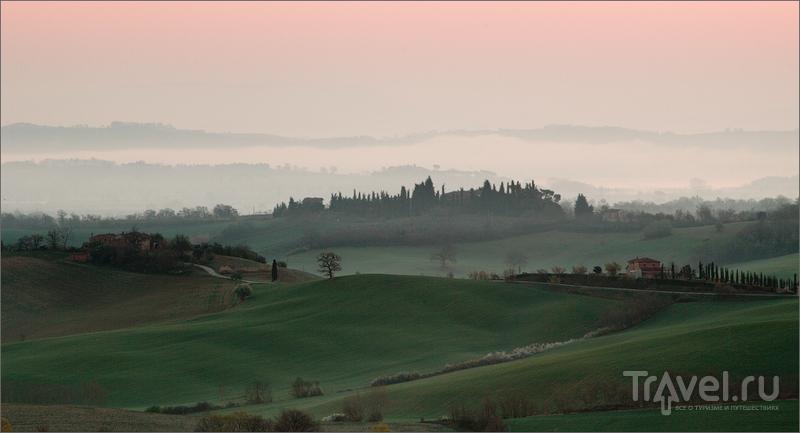Очередное рассветное волшебство / Италия
