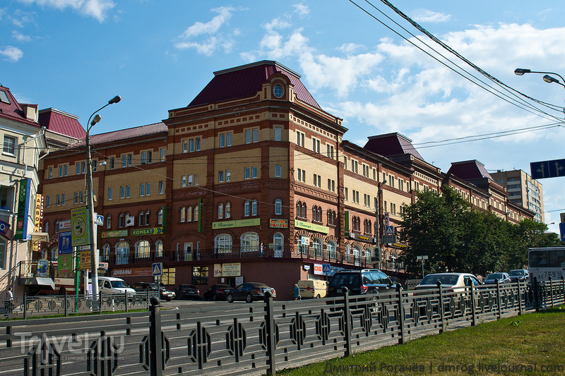 Подольск. Часть 2. На перекрестке двух проспектов / Россия