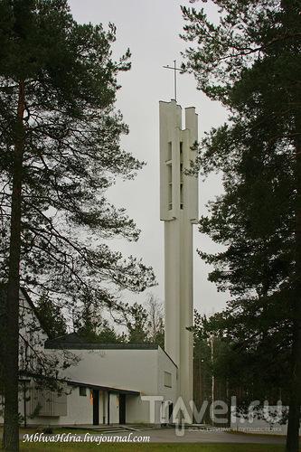 Достопримечательности Иматры / Финляндия