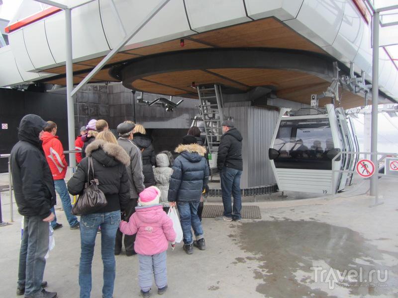 Нижегородская канатная дорога / Россия
