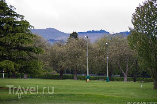 New Zealand. Christchurch / Новая Зеландия