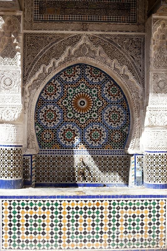 Октябрь в Марокко / Фото из Марокко