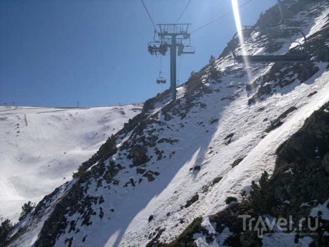 Отдых в Андорре: снег, солнце, лыжи, баня и шампанское с сыром (ну, и немного шопинга) / Андорра