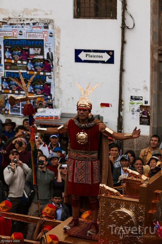 Куско. День Города и не только / Перу