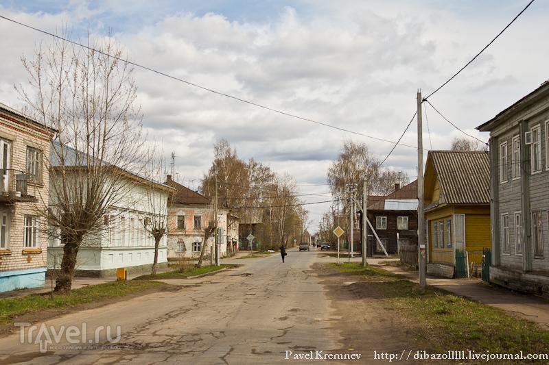 Пошехонье - северный угол Ярославской земли / Россия