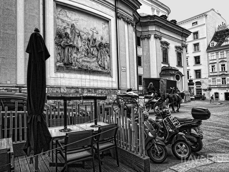 Вена, времена года / Австрия