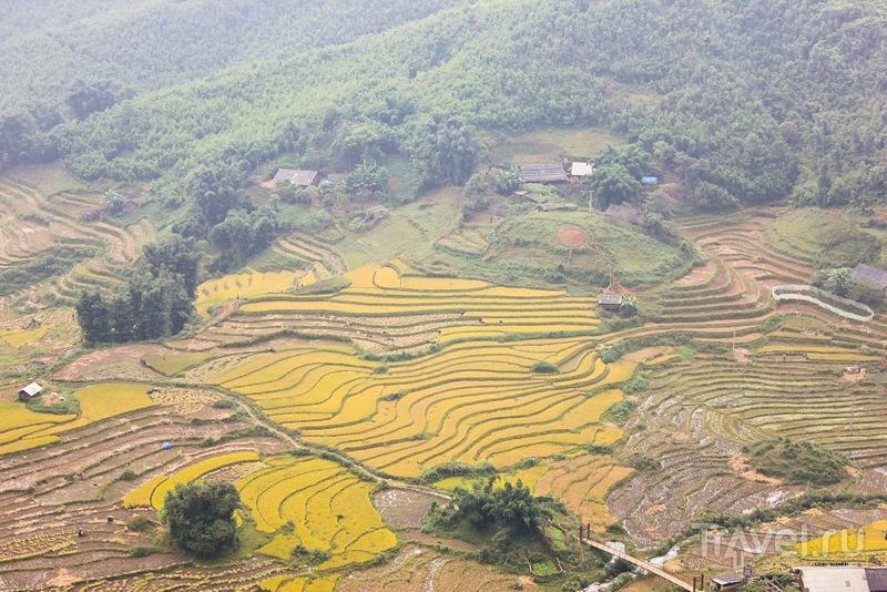 Северный Вьетнам. Сапа. Виды Сапы / Вьетнам