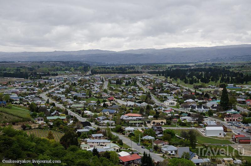 Новая Зеландия. Путь в Куинстаун / Фото из Новой Зеландии