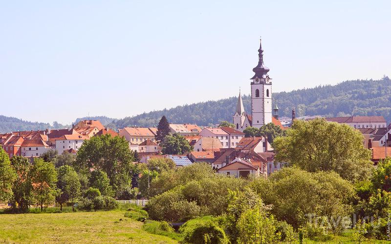 Чехия. Глубока-над-Влтавой. Часть I / Чехия