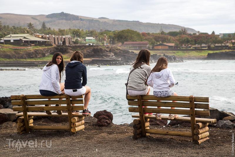 Остров Пасхи: прогулки по чилийскому Дахабу / Фото из Чили