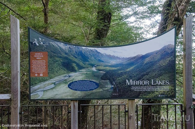 Новая Зеландия. Милфорд-Саунд / Фото из Новой Зеландии