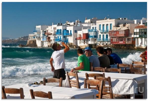 Киклады, Миконос / Греция